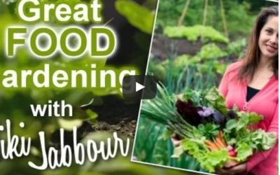 Great Food Gardening pilot, with Niki Jabour