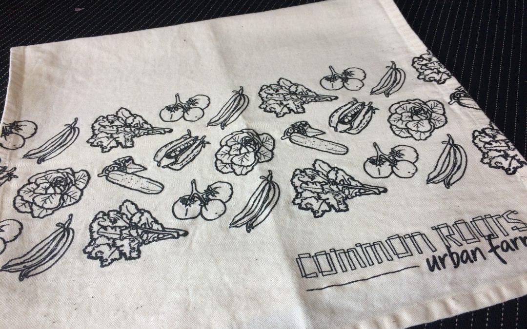 Tea Towels: the backstory