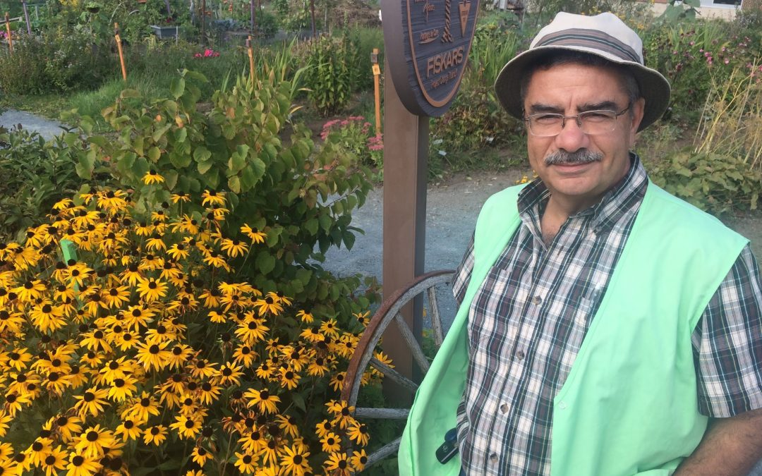 Profile: Marwan Iskandar