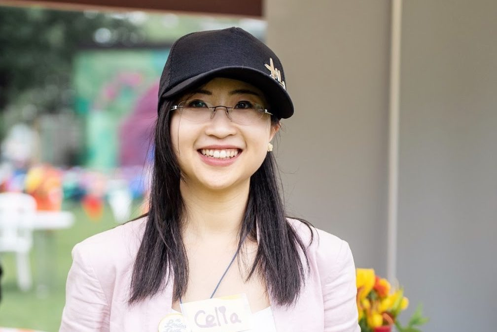 Volunteer Spotlight: Jingyi (Celia) Luo